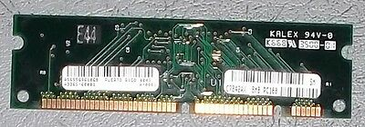 HP C7842AX - 8Mb Printer Memory, A3865-60001