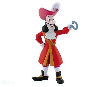 Captain Hook - Disney's Jake and the Neverland Pirates by BULLYLAND - 12890