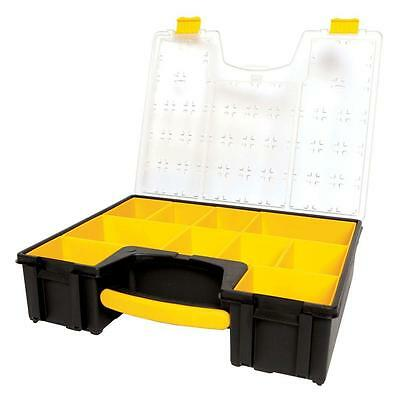 Stanley 10-Compartment Professional Deep Small Parts Organizer