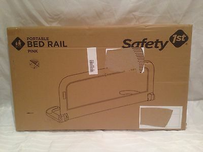 Safety 1st Portable Bed Rail (Pink)