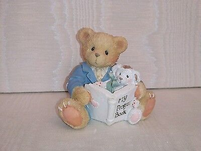 """Cherished Teddies Christian """"my Prayer Is For You"""" I Count You Twice"""""""