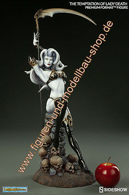 Sideshow Lady Death Premium Format Figure 1/4 The Temptation of Lady Death 61 cm