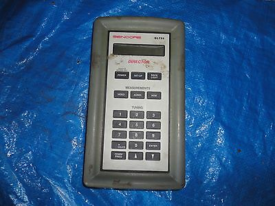 USED NO CORD Sencore DIRECTOR SL755 Signal Level Meter