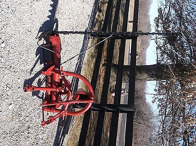 Used 6 Ft. Ford  501 Sickle Mower, 3 Point  *WE SHIP CHEAP AND FAST*