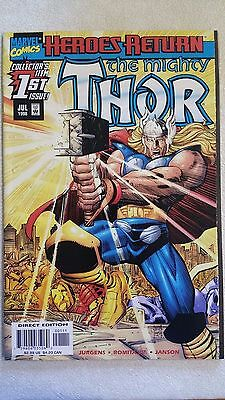 Thor #1-85 (MARVEL 1998-2004 2nd ser) COMPLETE SERIES! THOR DISASSEMBLED!
