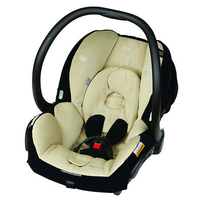 Maxi Cosi Mico Air Protect Infant Carrier - Biscotti - NEW
