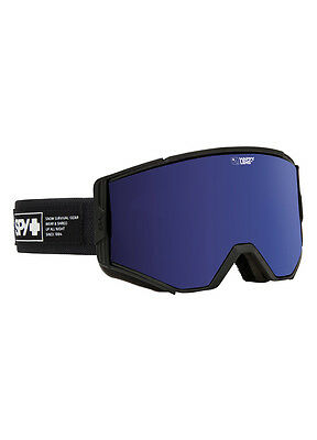 Spy 2017 Ace Goggles Nocturnal / Happy Dark Blue Spectra + Happy Lucid Red