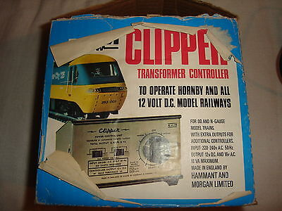 Hammant and Morgan H&M Clipper Transformer Power Control Unit Boxed Variable