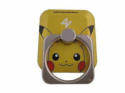 Pikachu -  Pokemon Cutie Ring for Cell Phone