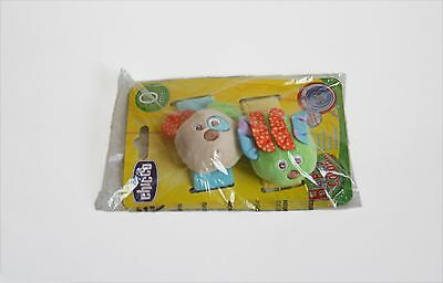 Chicco baby wrist rattles Soft plush toy