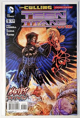 Teen Titans #9 (2011) New 52 NM Lobdell Guara