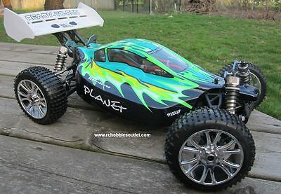 RC Buggy /Car  Brushless Electric 1/8 scale TOP2 PRO LIPO 4WD 86093