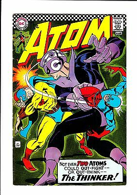 """The Atom (1962) (10 Issue """"silver Age"""" Lot / #5,8,10,11,21,23,27,29,33,38) - Dc"""