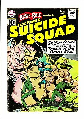 "The Brave & The Bold (5 Issue ""silver Age"" Lot / #13,24,32,37,38) - Dc Comics"