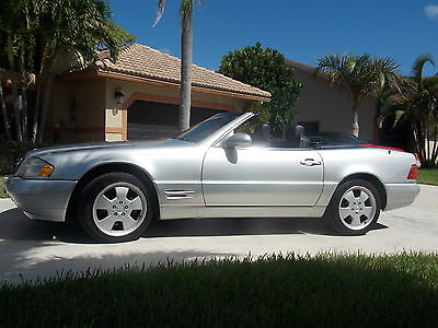 2000 Mercedes-Benz SL-Class Base Convertible 2-Door 2000 Mercedes-Benz SL500 **ONE OWNER**LOW 72,933 MILES**LIKE NEW CONDITION**