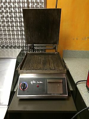 Star Pro-Max Sandwich Grill CG-14T (Aluminum) 115V [USED/EXCELLENT CONDITION]