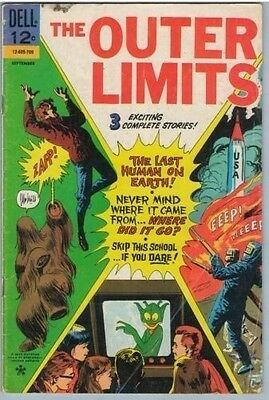Outer Limits 15 Sep 1967 VG+ (4.5)