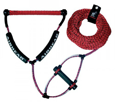 AIRHEAD AHWR-2 Wakeboard Rope with PHAT GRIP