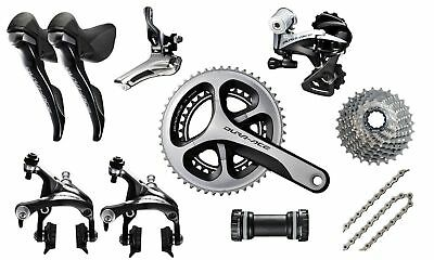 Shimano Dura Ace 9000 2x11 Groupset 53-39 172.5mm