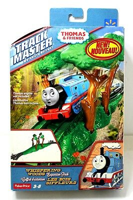 Thomas the Train Trackmaster Whispering Woods Expansion Pack Fisher Price New