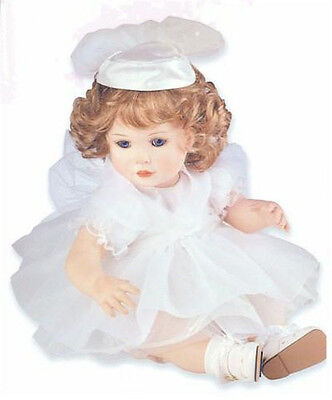 "Marie Osmond 2007 ""Whipped Cream"" 12-Inch Toddler Porcelain Doll*"