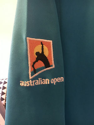 Lacoste Australian Open Tennis Women's Long Sleeve Polo Shirts Size Unknown