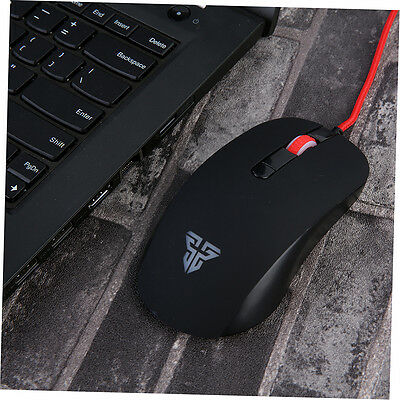 Fantech G10 2400DPI LED Optical USB Wired game Gaming Mouse For PC Computer CU