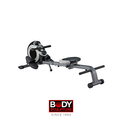 Body Sculpture BR3175 Magnetic Folding Rower & Gym