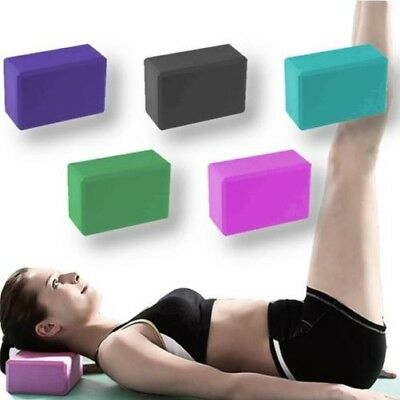 2 x bodyrip Pilate Yoga Bloc Moussant Mousse brique Exercice Fitness Stretching