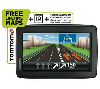 TOMTOM Start 20 Navigation Touchscreen IQ ROUTES Europe 45 Lifetime Maps