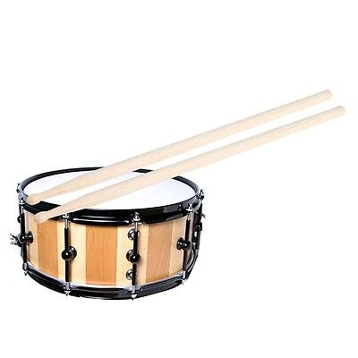 1 Pair of 5A Maple Wood Drumsticks Stick for Drum Drums Professional New CU