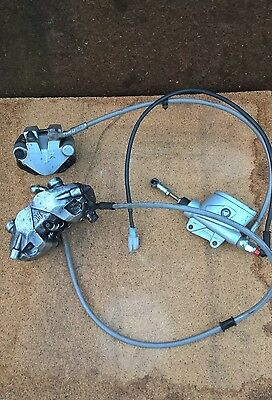Aprilia RS4 125 Brakes and Cylinder *FULL BIKE BREAKING**NOT RS 125*