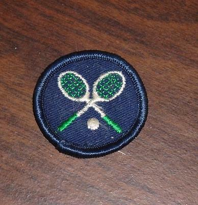 "VINTAGE 1970s GIRL GUIDES OF CANADA ""ATHLETE"" BADGE USED"