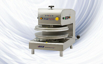 "DoughXpress D-TXE-2-18-W 18"" electro-mechanical automatic Tortilla/Pizza..."
