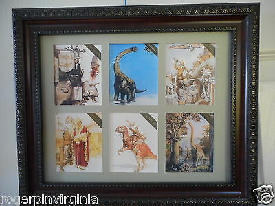 DINOSUAR - Reproduction PICTURES in Frames