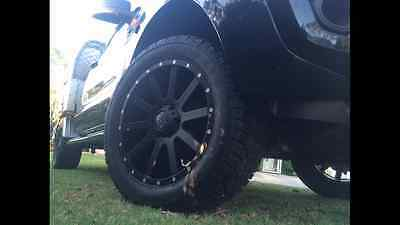 Ford Ranger 4x4 20 inch wheels and tyres 6 stud- BRAND NEW