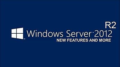 Windows Server 2012 R2 ALL VERSIONS - 32|64bit [MULTI] - 100% GENUINE + Link DL