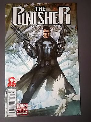 Punisher #10 Granov variant 1:20 Marvel