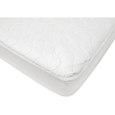 American Baby Company Waterproof Fitted Crib Toddler Protect Mattress Pad Cover