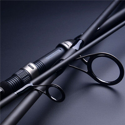 High Carbon Carp Fishing Rod 13ft 3.9m 3 Section 3.5lbs Surf Boat Fishing Tackle