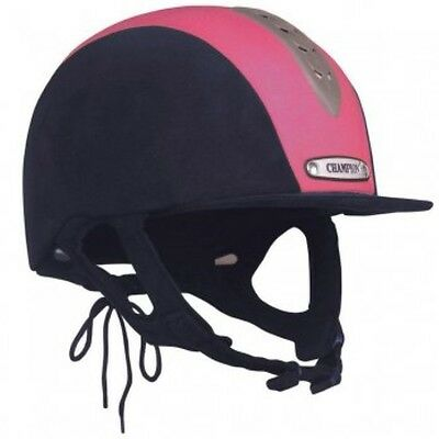 Champion X-Air Plus Horse Riding Hat Rated PAS015.2011 Kitemark Vented Helmet