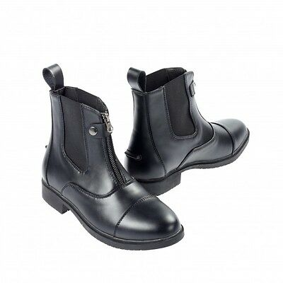 Just Togs Essential Front Zip Boots