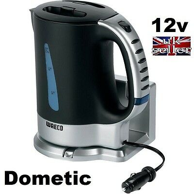 12V Camper LORRY Electric Travel Boil Water Kettle Dometic Hot Drinks SELF BUILD