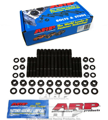 Arp 134-5601 Sbc Small Block Chevy 350 4 Bolt Main Large Journal Main Studs