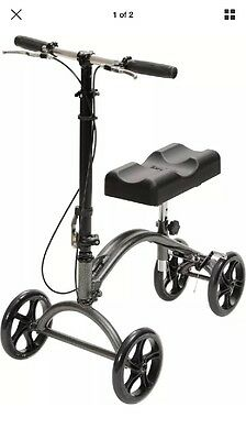 Knee Walker Steerable Drive Medical 790 DV8 Scooter=