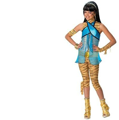 Monster High - Costume - Cleo de Nile - Child - Large - Officially Licensed