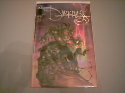 Darkness : Vol 1 : Issue #11 (Holofoil Chrome Variant)