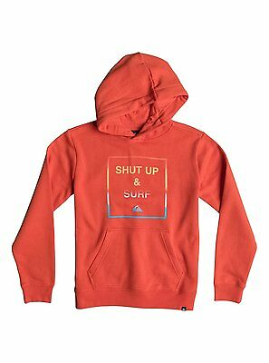 Quiksilver™ Sudadera con capucha Shut Up And Surf EQBFT03124