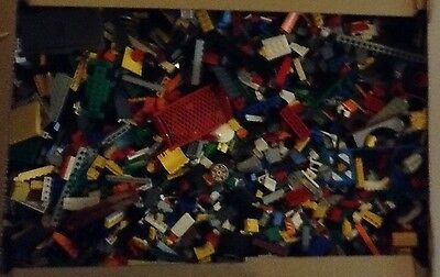 Large Bundle / Lot of Mixed Lego Pieces Over 5kg Good Played With Condition