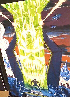 15 He-Man Masters Of Universe The Problem With Power Movie Poster Mondo #125